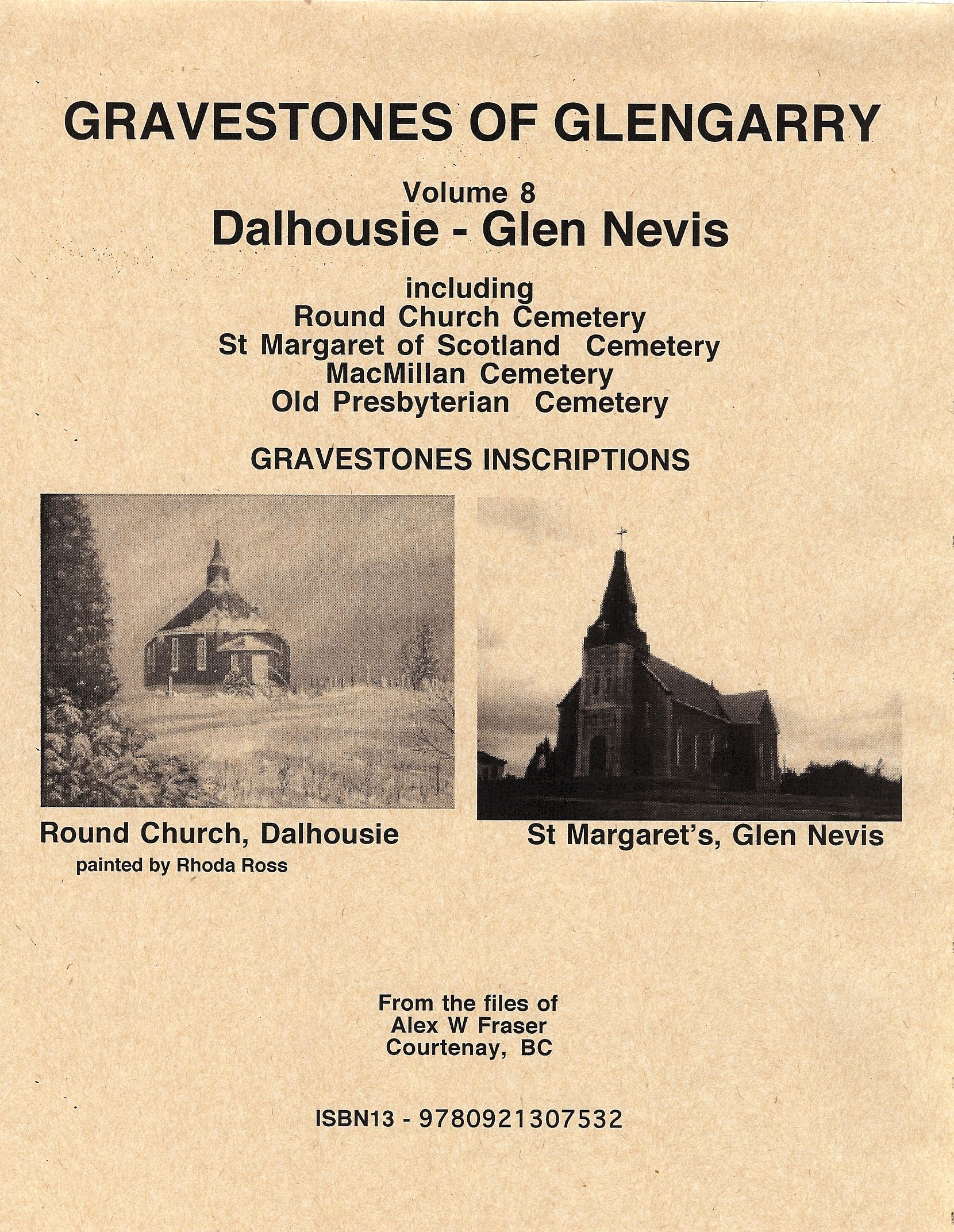 Gravestones of Glengarry v.8