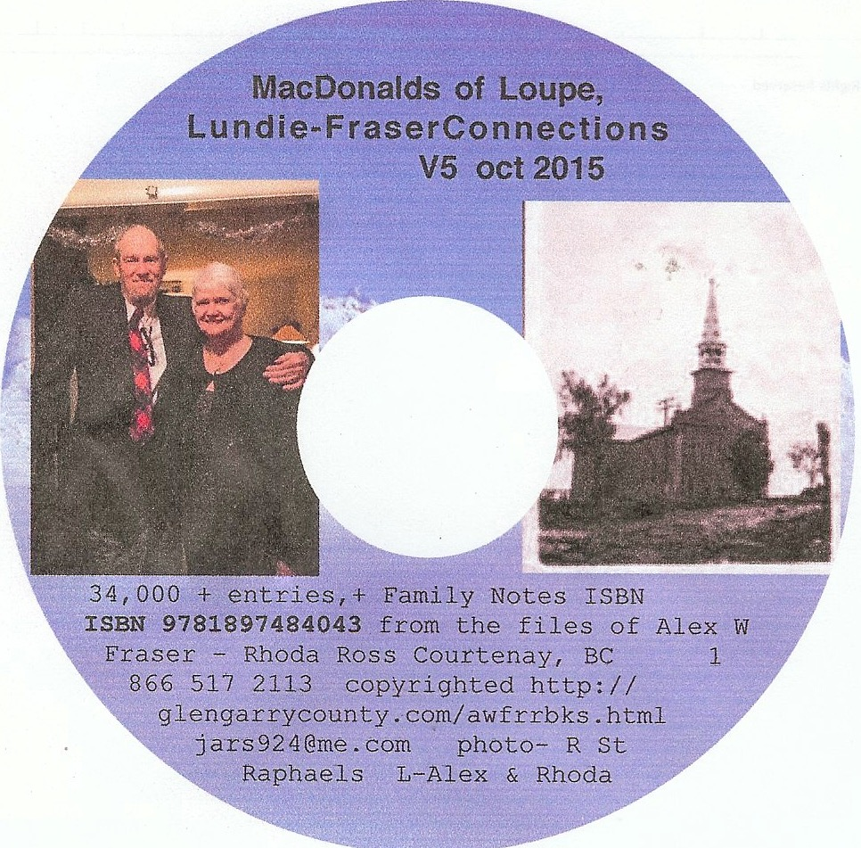 loup macdonald cd